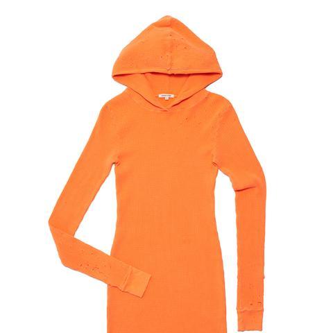 Monaco Hoodie Mini Dress