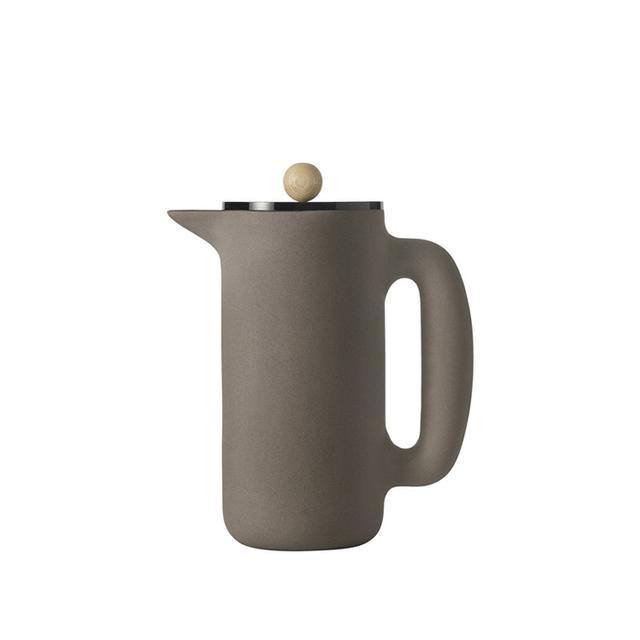 PUSH COFFEE MAKER