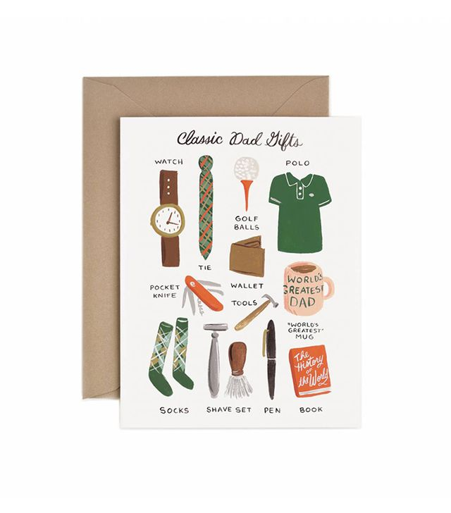 Rifle Paper Co. Classic Dad Gifts