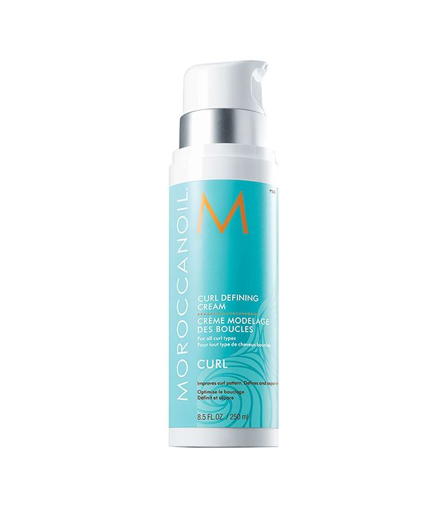Moroccanoil curl defining cream - leave in conditioner for curly hair