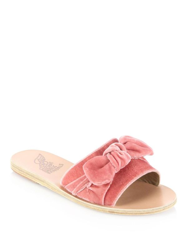 Taygette Bow Sandals