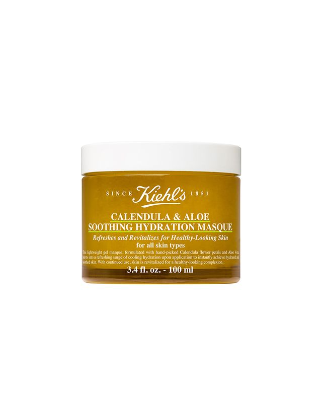 Kiehl's Calendula & Aloe Soothing Hydration Masque