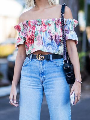This Throwback '90s Top Will Be Everywhere This Summer