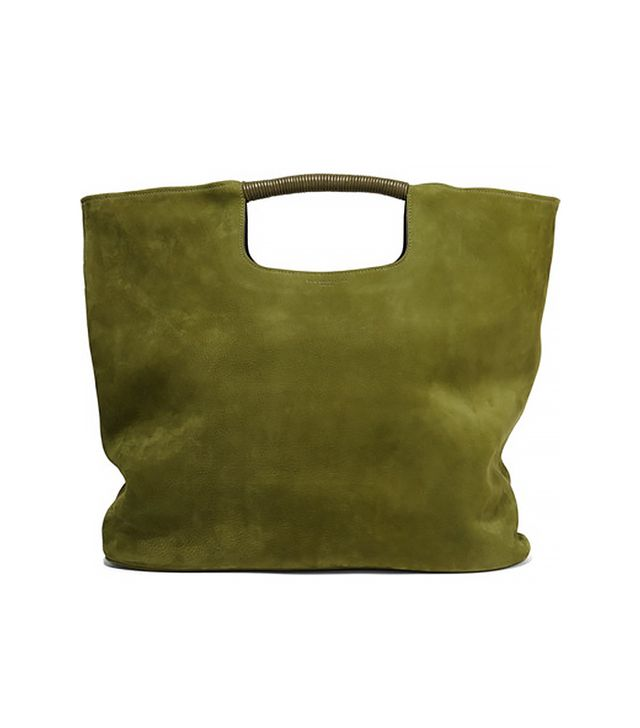 Birch Large Nubuck Tote