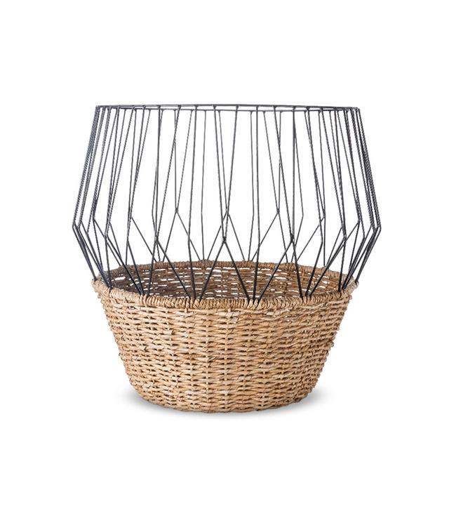 Target Woven Geo Basket