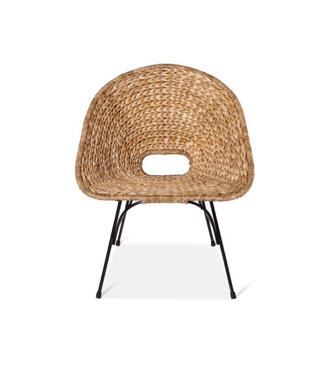 Target Woven Seagrass Chair