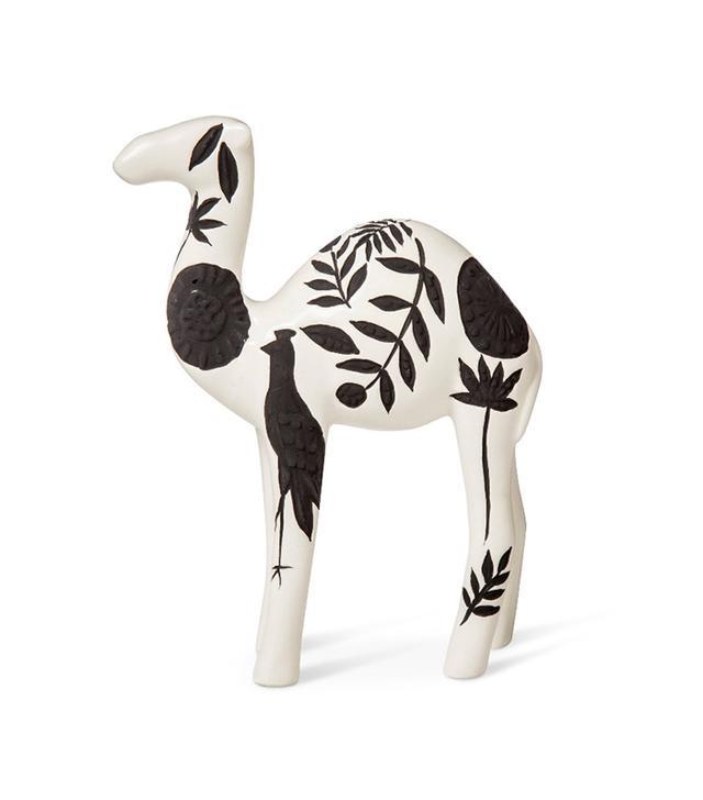 Nate Berkus for Target Earthenware Camel Figurine