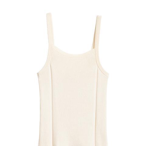 Fine-Knit Camisole Top