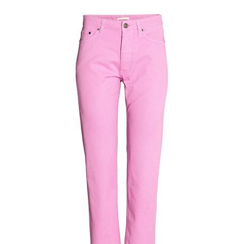 Straight Regular Jeans