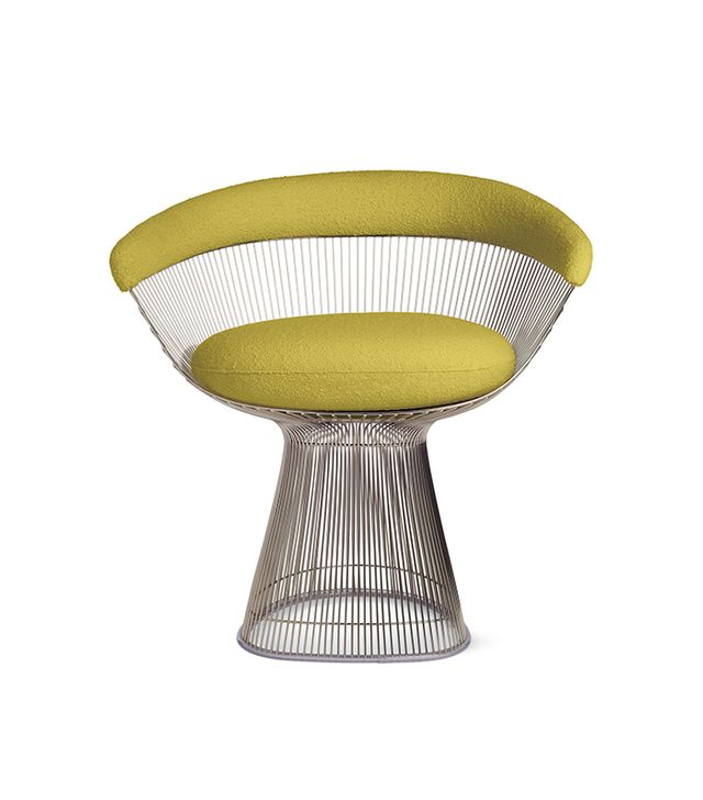 Platner Armchair- Leather