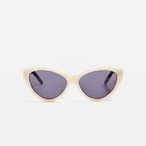Handmade Premium Acetate Cat Eye Sunglasses