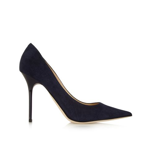 Abel Suede Pumps