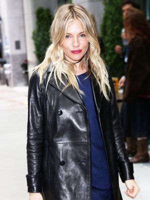 Sienna Miller's First-Ever Instagram Post Is So Cute
