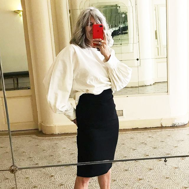 This 54-Year-Old French Woman Has the Most Stylish Instagram