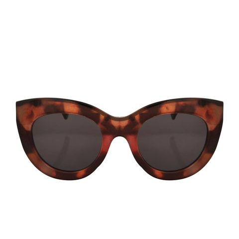 Chunky Cateye Sunglasses