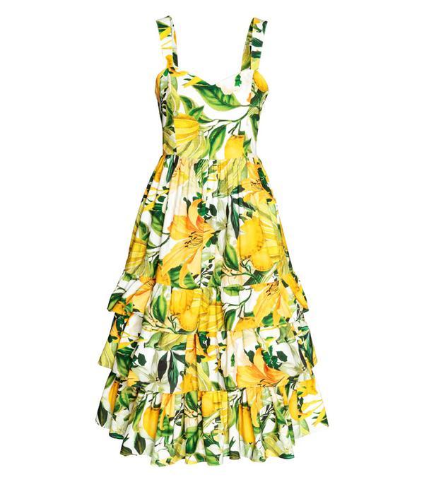 Victor Washed-silk Dress