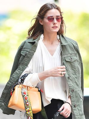 Olivia Palermo's Go-To Leggings Are Somewhat Controversial