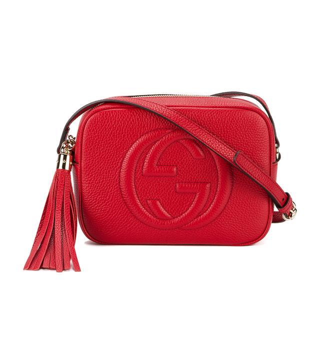 Wardrobe staples: Gucci GG Soho Crossbody Bag