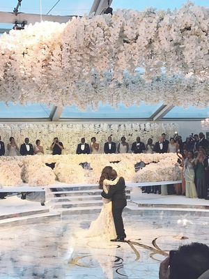 For Real: This Is What a $6.4 Million Wedding Looks Like