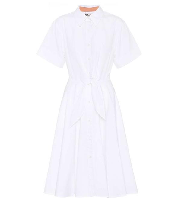 Best Shirt Dresses: DVF Cotton shirt dress