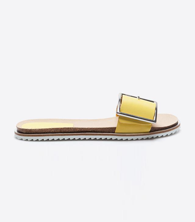 Zara Home Buckled Slides