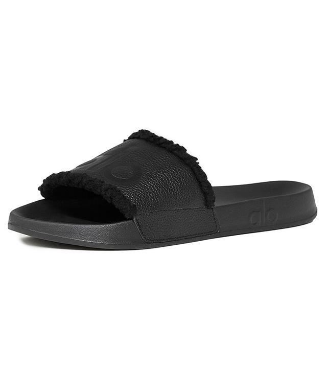 Alo The It Slide in Black