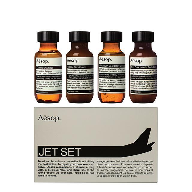 Jet Set Kit.