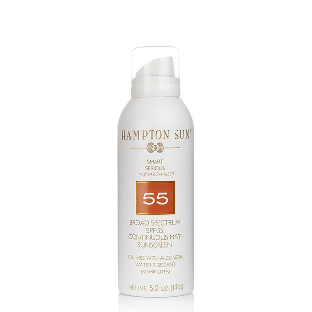 Spf55 Continuous Mist Sunscreen