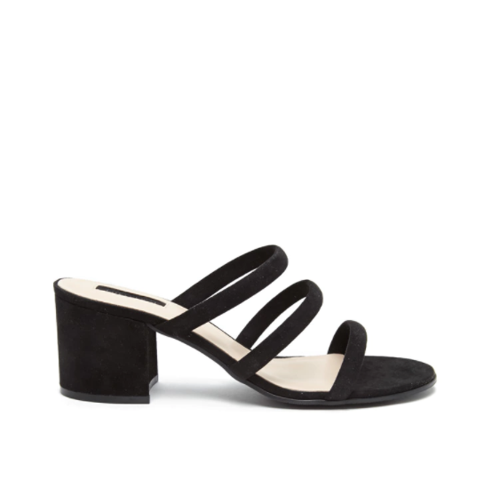 Forever 21 Strappy Mules