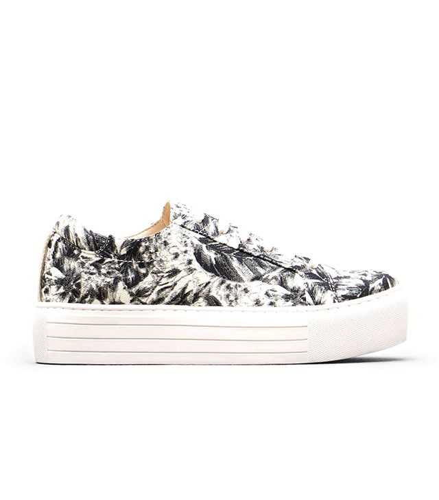 Kenneth Cole New York Abbey Printed Platform Sneaker