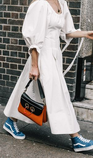 The Sneakers Fashion Girls Can't Stop Buying