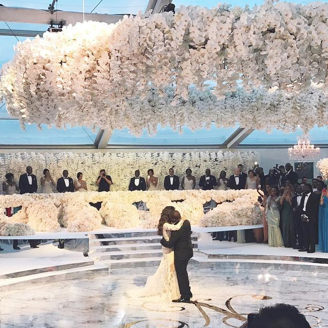For Real: This Is What a $8.4 Million Wedding Looks Like