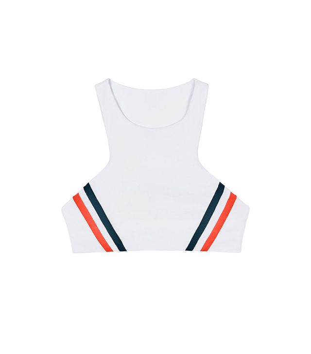 Mikoh Americana Foam Retro Barbados Top