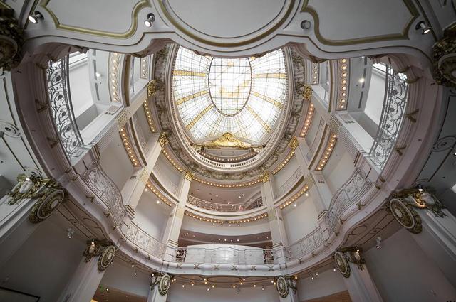 Neiman Marcus's Rotunda