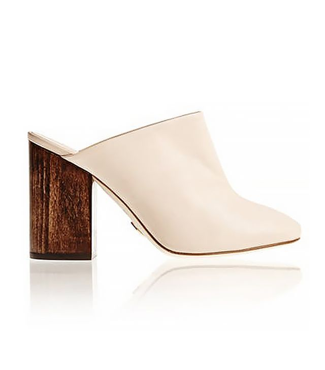 Brother Vellies Sahara Leather Bianca Mules