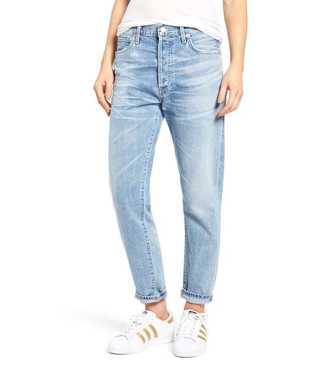 Women's Citizens Of Humanity Liya High Waist Boyfriend Jeans