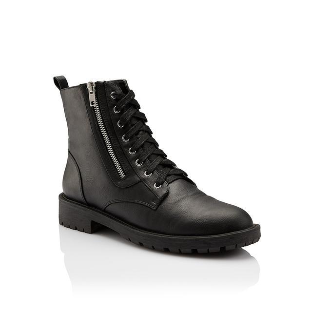 Sportsgirl Layton Military Boot