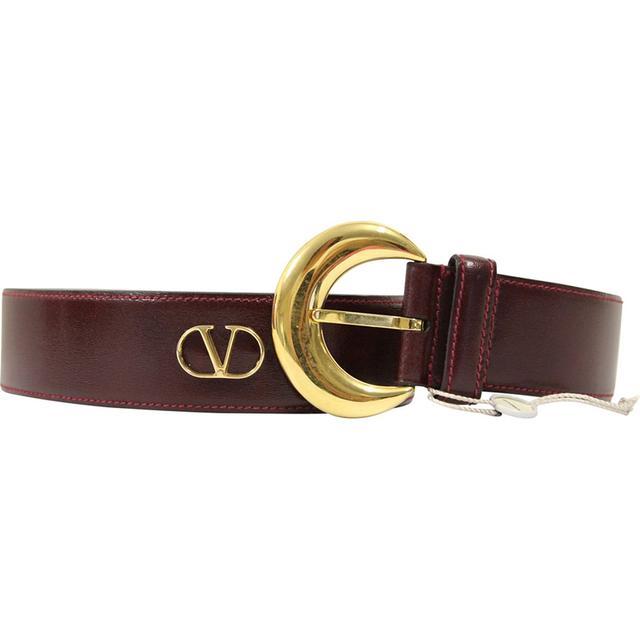 Valentino Vintage Leather Belt