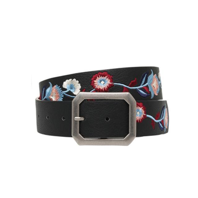 Piper Embroidered Waist Belt