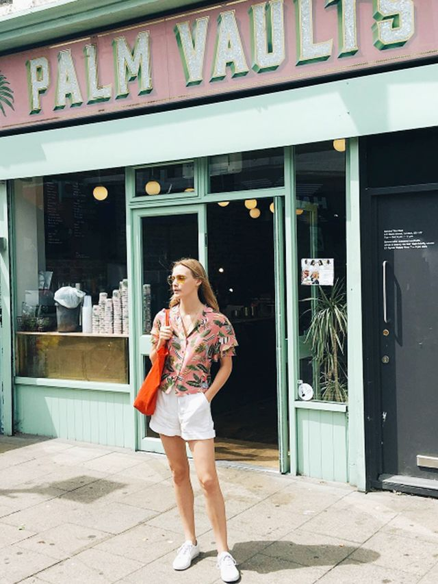 Fashion bloggers wearing high street: Emma Jane Menteath