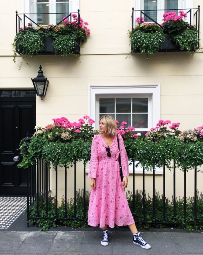 Fashion bloggers wearing high street: Emma Rose Style
