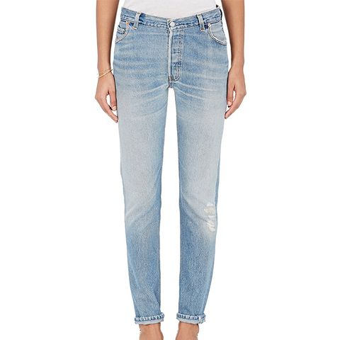Women's Straight Skinny Jeans
