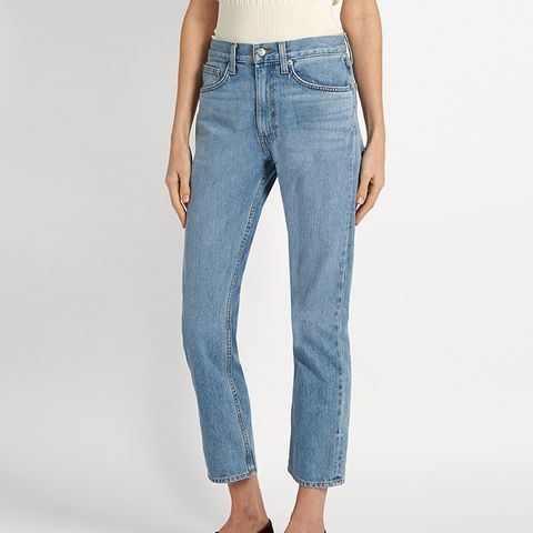 Wright Straight-Leg Jean
