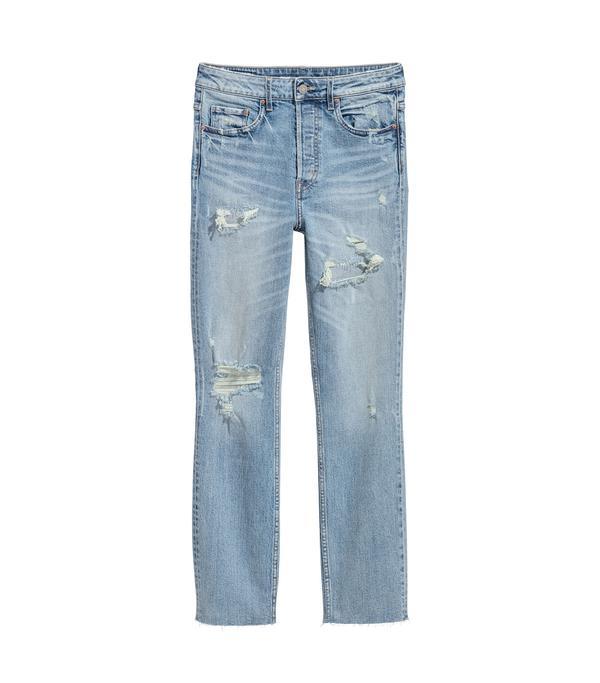 Vintage Slim High Jeans