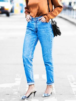 Wearing Your Jeans at This Length Is the Most Flattering