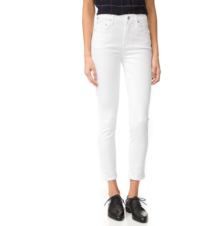 Rocket Sculpt Crop Jeans