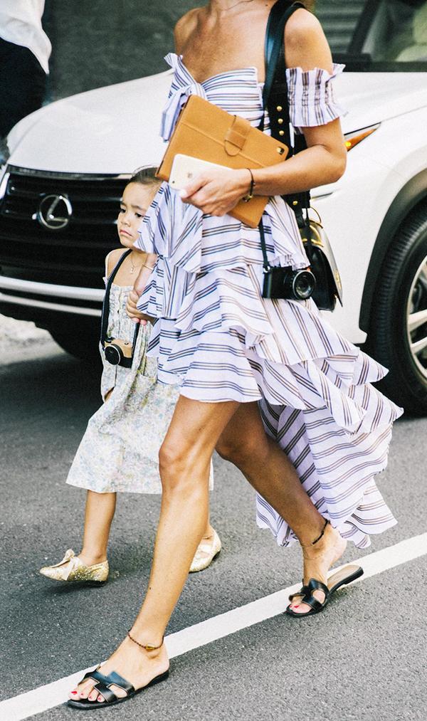 off the shoulder dresses