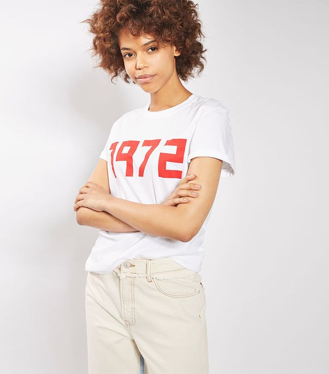 1972 Slogan T-Shirt