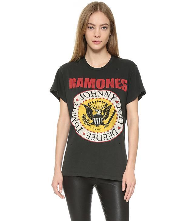 Ramones1979 Printed Tee