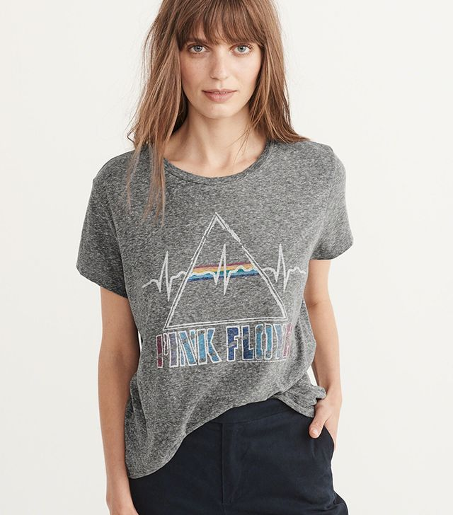 Abercrombie Graphic Band Tee